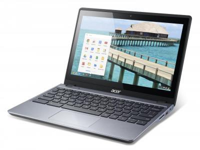 Ноутбуки Acer не сдают позиции