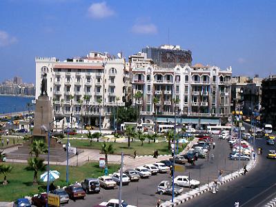 Древняя Александрия - новый мегаполис